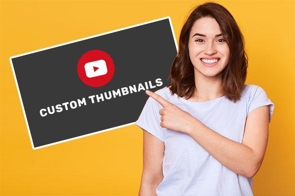 Use Custom Thumbnails