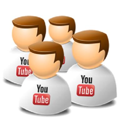 Накрутка реальных подписчиков youtube