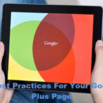 8 Best Practices For Your Google Plus Page