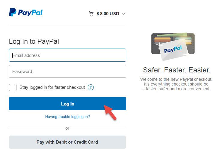 Paypal Account - Buy LinkedIn Followers