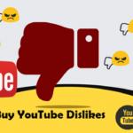How to Buy YouTube Dislikes?