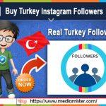 Buy Turkey Instagram Followers