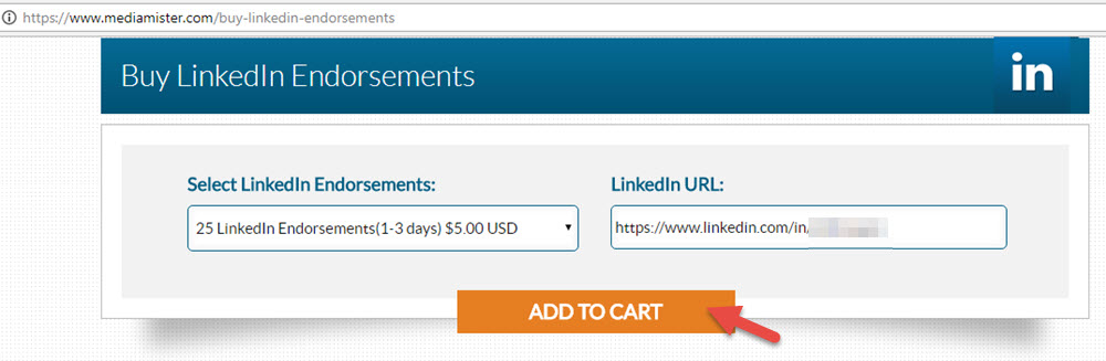 how to add hyperlink to jpeg in linkedin 2017