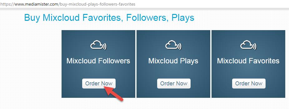 Buy Mixcloud Followers Order Now