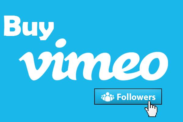 How to buy Vimeo Followers