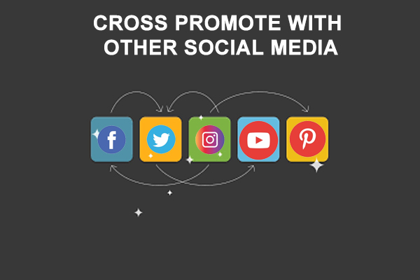Cross Promote with Other Social Media