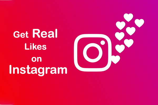 Get Real Likes on Instagram
