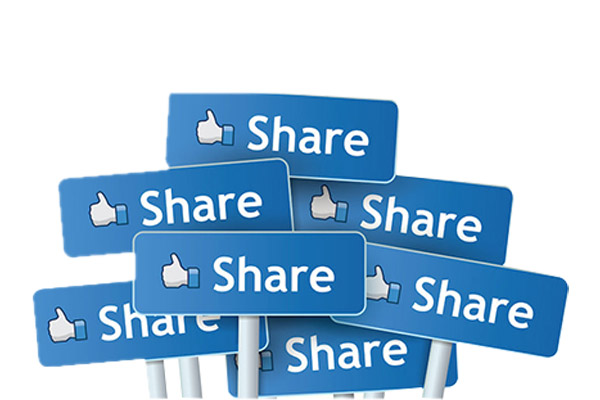 How to Get More Shares on Facebook