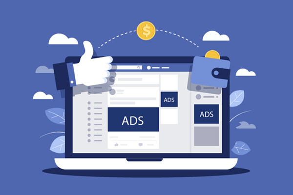 Post a paid ads