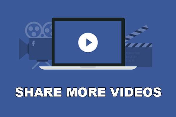 Share More Videos