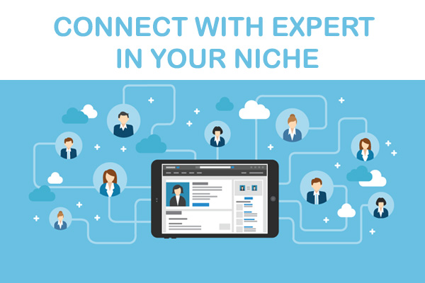 Connect with Expert In Your Niche