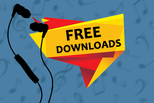 Offer free Downloads