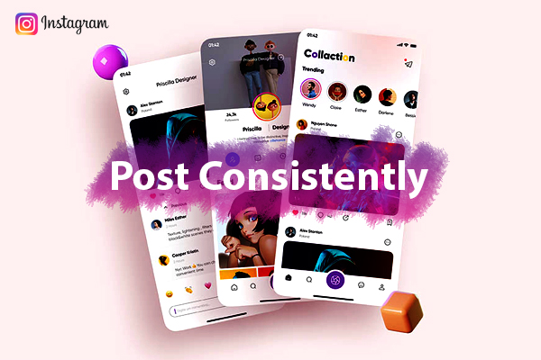 Post Consistently