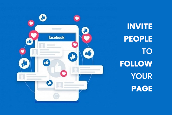 Invite People to Follow Your page