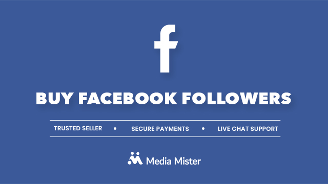 Buy Facebook Followers   Price Starts From $3