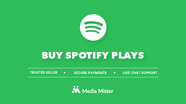 Buy Spotify Plays | Price Starts From $2 | MediaMister